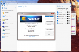 WinZip Pro Crack 23.0 Build 13431 With Activation Code Latest