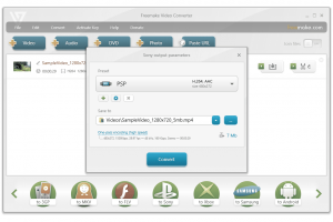 Freemake Video Converter 4.1.10.252 Key Full Crack