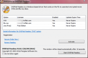 DVDFab Passkey 9.3.4.8 Crack with Product Key Free Download