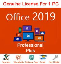 Microsoft Office 2019 Crack With Product Key Generator Free