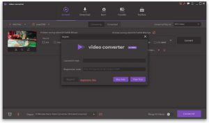 Wondershare Video Converter Ultimate 11.2.1.236 Crack with Key Free